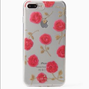 NWT Kate spade iPhone 7/8 Plus case